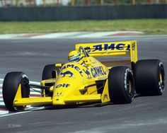 Ayrton Senna, Lotus-Honda 99T, Autodromo Hermanos Rodriguez, 1987