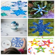 manualidades-navidad-niños Toy Craft, Craft Box, Winter Activities, Toddler Activities, Paper Toys, Paper Crafts, Christmas Bulbs, Holiday Decor, Diy