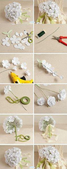 Beautiful Wedding Flower | DIY  Crafts Tutorials