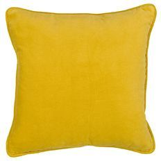 Living & Co Cushion Velvet Linen Mustard Yellow x Outdoor Cushions, Floor Cushions, Couch Covers, Cushion Covers, Mustard Yellow, Throw Pillows, Home, Velvet, Cushions