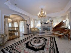 Passion For Luxury : French Chateau in Studio City, Los Angeles - FOR SALE