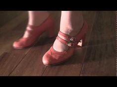 Practice for flamenco tango footwork