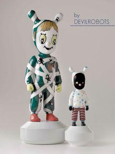 lladro's porcelain toy art