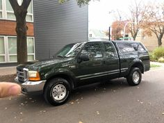 100% rust free 00 Ford F250 XLT ext cab loaded looks and runs great $5200obo (North side of chicago) $5200