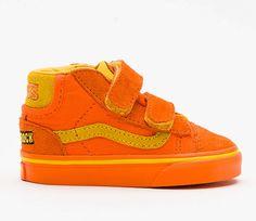 cb75ac0e30 Vans Mid Skool  77 Yo Gabba Gabba! Kids Shoes (DJ Lance) at