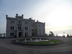 http://www.TravelPod.com - Miramare Castle by TravelPod member Peter_julie, from Miramare, Italy