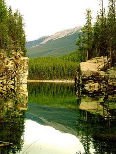Banff National park. Alberta, Canada...