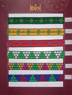 laces borders manufacturer