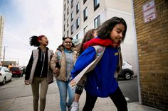 Troop 6000 is the first in New York City composed solely of homeless girls. A reflection of the state of homelessness in the city, it is also a source of pride for its members.