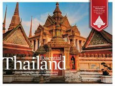 From Buddhas to beaches, we take a look at the top 10 things to do in Thailand. We also tell you how to save money on your ski trip this winter, and which type of bag to pack for your next trip.  We deliver these stories and more in the fall issue of Club Traveler magazine.  #clubtraveler #thailand #magazine