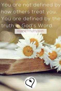Learn more at www.treasuredministries.com #definedbyGod #truth