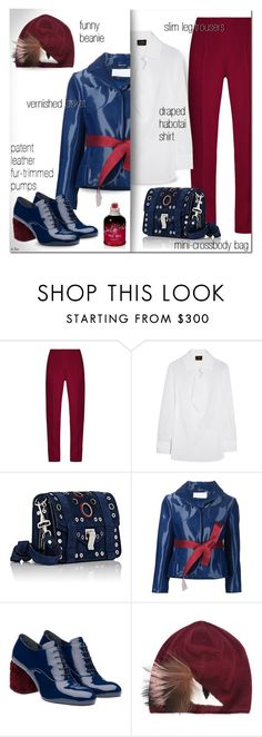 """NEW SEASON, NEW LOOK, NEW YOU"" by deneve ❤ liked on Polyvore featuring Emilia Wickstead, Vivienne Westwood Anglomania, Proenza Schouler, Maison Margiela, Miu Miu, Fendi, Cacharel and falltrend"