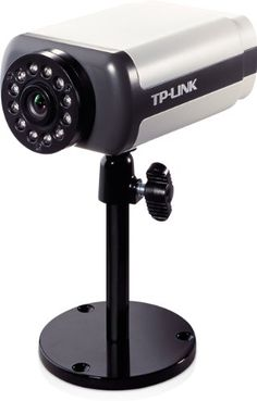 TPLink TLSC3171 DayNight IP Surveillance Camera Night Vision 640x480 CMOS Mobile View Detection Up to 30fps * Want to know more, click on the image-affiliate link. #HomeSecurityCameras