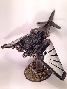 Dark Angels Ravenwing Nephilim Jetfighter