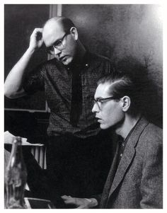 Bill Evans and Jim Hall
