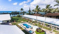 With a quirky elegance, this hotel on Kauai's coconut coast is the perfect home base from which to explore the Garden Island.