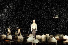 Jan Fabre, Drugs kept me alive, Théâtre de la bastille du 15 au 19 mars. Set Design Theatre, Prop Design, Stage Design, Bastille, Dark Fantasy Art, Conception Scénique, Royal Ballet, The Master And Margarita, Impressionism