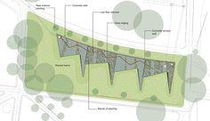 Edinburgh Gardens Raingarden by GHD Pty Ltd 10 « Landscape Architecture Works | Landezine