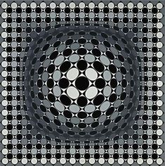 Scure - (Victor Vasarely)
