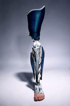 Anatomical Leg | The Alternative Limb Project