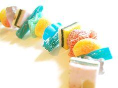 Make these sweet DIY Candy Bracelets