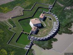 Fort Lupin (Charente-Maritime) entre Soubise et Saint-Nazaire-sur-Charente.