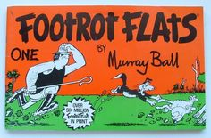footrot flats #1 - murray ball march1987 from $7.08 Footrot Flats, Kiwiana, Nostalgia, Cartoons, Comic Books, Comics, Animated Cartoons, Cartoon, Comic Book