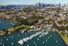 Balmain - my home Visit Australia, Sydney Australia, Australia Travel, Sydney Map, Great Barrier Reef, Aerial View, Beautiful Beaches, City Photo, Balmain