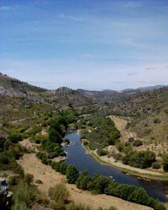 tua river, portugal