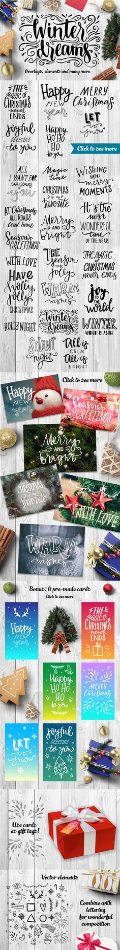 The Exhaustive 2016 Fall and Christmas Collection - Only $39 | MyDesignDeals