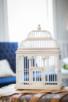 Bird Cage - Card Box - Vintage Look - Wedding Rentals, Backyard Venues, Wedding Decor, Vancouver Island / Nanaimo, Oceanside Photography Ceiling Draping, Wedding Rentals, Vancouver Island, Bird Cage, Reception Decorations, Vintage Looks, Bliss, Modern Design, Centerpieces