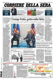Corriere della Sera // 08/07/2017 //