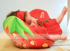 Strawberry Belly Bowl