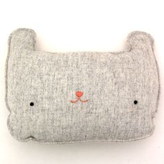 Softy bear Pillow: little bear pillow