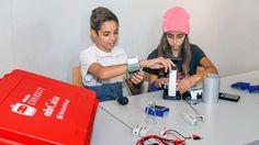 KitCaixa Curiosity, pensado para alumnos de Primaria, introduce la metodología de la indagación en el aula.