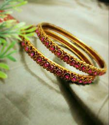 Buy Pink Bangles bangles-and-bracelet online