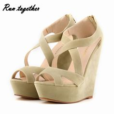 $25.48 (Buy here: https://alitems.com/g/1e8d114494ebda23ff8b16525dc3e8/?i=5&ulp=https%3A%2F%2Fwww.aliexpress.com%2Fitem%2FFree-shipping-New-fashion-summer-women-high-heeles-sandals-shoes-wedge-peep-toe-platforms-roma-Cross%2F32272555429.html ) Free shipping New fashion summer women high heels sandals shoes wedge peep toe platforms roma Cross lacing pumps size 35-42 for just $25.48