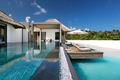 Cheval Blanc Randheli, Noonu Atoll, Maldives In a time where unplugging from a technologically driven world seems impossible, Cheval Blanc Randheli provides a blissful utopia of serenity. The resor...
