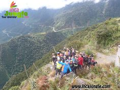 Inca Jungle, Adventure Specialist is a local trustable trekking & Travel agency in Cusco Peru, who arrange all holiday related service like Inca Jungle Trail to Machu Picchu.