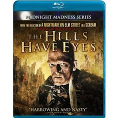 Hills have eyes (Blu-ray) Dee Wallace, The Hills Have Eyes, Wes Craven, Nightmare On Elm Street, Car Breaks, Civilization, Rage, Remote, Pilot