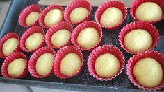 Swojskie jedzonko: Pączki pieczone a'la babeczki