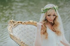 Noiva de franja - Oficina das Noivas