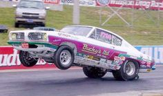 drag racing | 1968 Plymouth Barracuda Super Stock Drag Racer