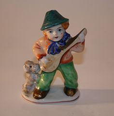 Great Vintage Figurine Occupied Japan Vintage Duds and Decor