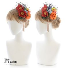 Gallery 164  Order Made Works Original Hair Accesory for SEIJIN-SHIKI #byPicco  赤い #椿 に #ドット な #チュール  さりげに揺れる #タッセル がキラリ #和洋MIX  #個性派 仕様  #成人式 #髪飾り #2016  #オリジナル #オーダーメイド  #花飾り #着物 #和装 #造花 #ヘアセット #アップスタイル #前撮り #振袖 #hairdo #flower #hairaccessory #kimono #dot #picco