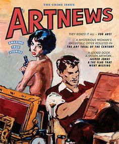 Theft! Forgery! Murder!: Art History's Greatest Crimes | ARTnews