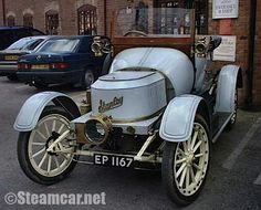 1911 English bodied Stanley type 63 -