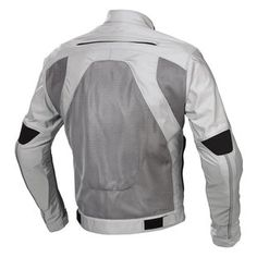 Dainese Air-Flux Textile Jacket Grey/Anthracite