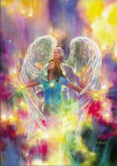 Our angels are very willing partners in helping us realize how loved we are. They love us with all the love they have, and that is a great deal of love. - Eileen Elias Freeman, Angelic Healing