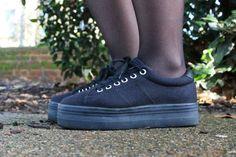 Blog mode lifestyle et bonne humeur ! La penderie de Chloé: 1P10S #13 Les chaussures à plateformes